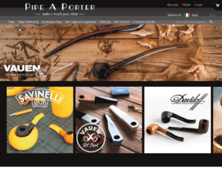 it.pipeaporter.com screenshot