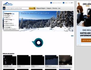 it.swisswebcams.ch screenshot