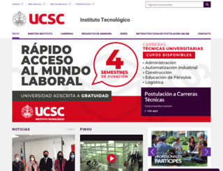 it.ucsc.cl screenshot