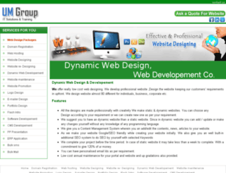 it.umgroup.biz screenshot