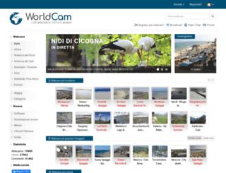it.worldcam.eu screenshot