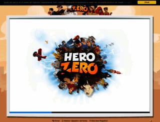it2.herozerogame.com screenshot