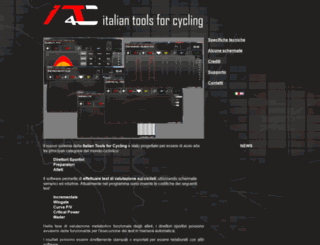 it4cycling.com screenshot