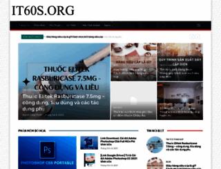 it60s.org screenshot