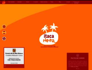 itacanova.com screenshot