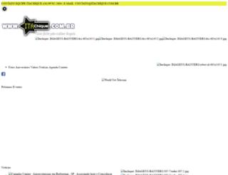 itachique.com.br screenshot