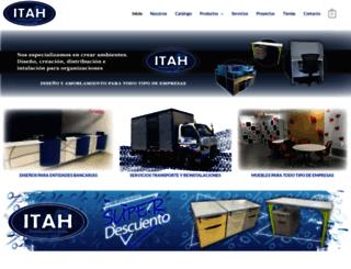 itahinstalaciones.com screenshot