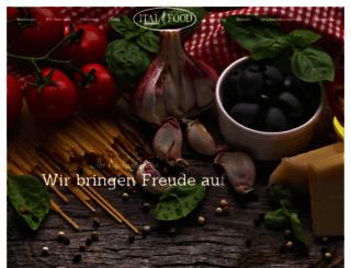 ital-food.de screenshot