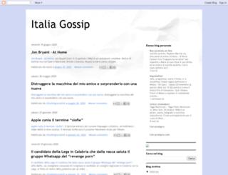 italia-gossip.blogspot.it screenshot