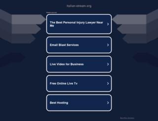 italian-stream.org screenshot