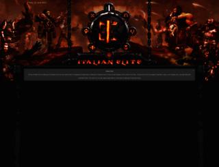 italianelite.it screenshot