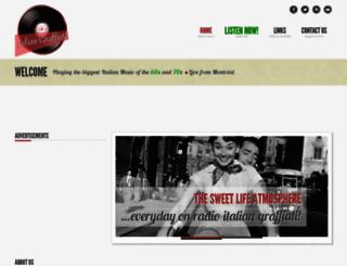 italiangraffiati.com screenshot