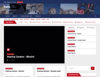 italiasearch.info screenshot