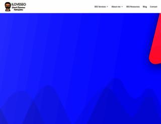 italiaseo.net screenshot