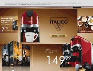 italico.pl screenshot