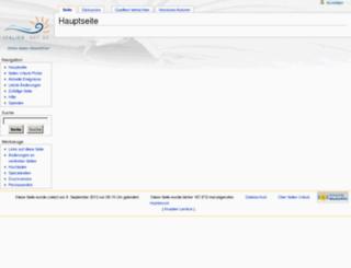 italien-net.de screenshot