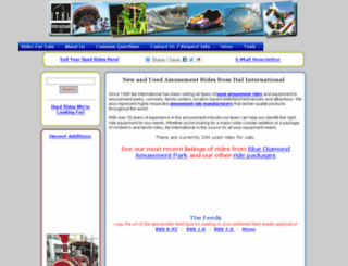 italintl.com screenshot