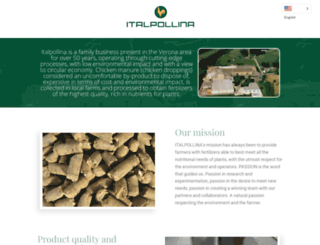 italpollina.com screenshot