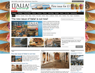 italytravelandlife.com screenshot