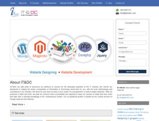 itanddc.com screenshot