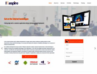 itaspire.net screenshot