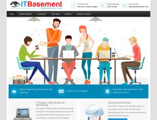 itbasement.com screenshot