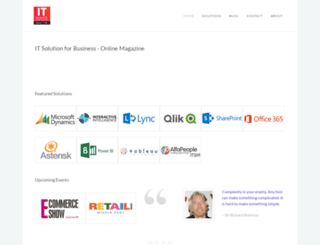 itbm.weebly.com screenshot