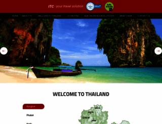 itc.travel screenshot