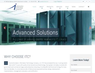 itconline.com screenshot