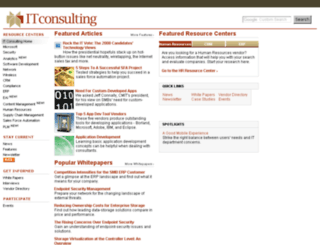 itconsulting.com screenshot