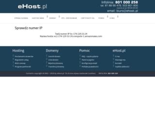 itcserwi.ehost.pl screenshot