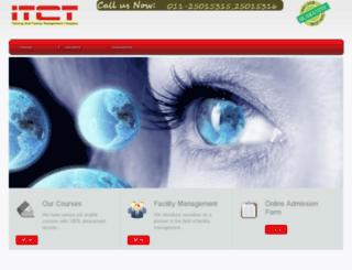 itctgroup.com screenshot