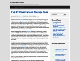 itdevicesonline1.wordpress.com screenshot