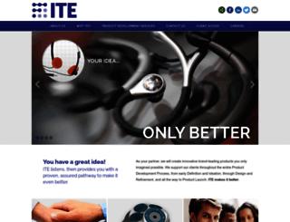 ite.com screenshot