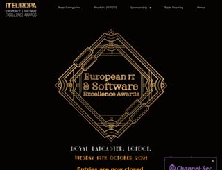 iteawards.com screenshot