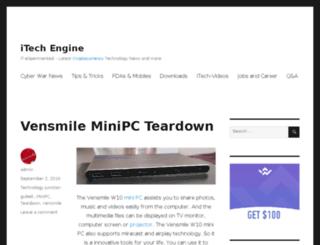 itechengine.com screenshot