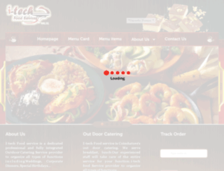 itechfoodservices.com screenshot