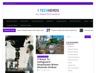 itechheads.com screenshot