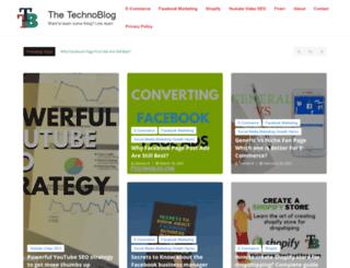 itechnoblog.com screenshot