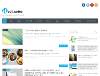 itechnotec.com screenshot