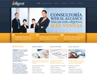 itelligent.com.mx screenshot