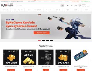 item.bynogame.com screenshot
