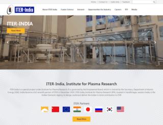 iter-india.org screenshot
