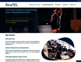 iteratel.com screenshot