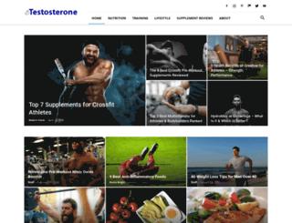 itestosterone.com screenshot