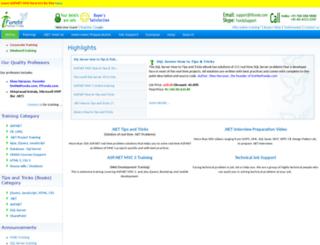 itfunda.com screenshot
