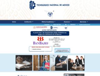 itg.edu.mx screenshot