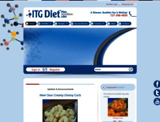 itgdiet.com screenshot