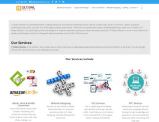 itglobalsolution.com screenshot