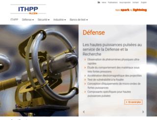 ithpp-alcen.com screenshot